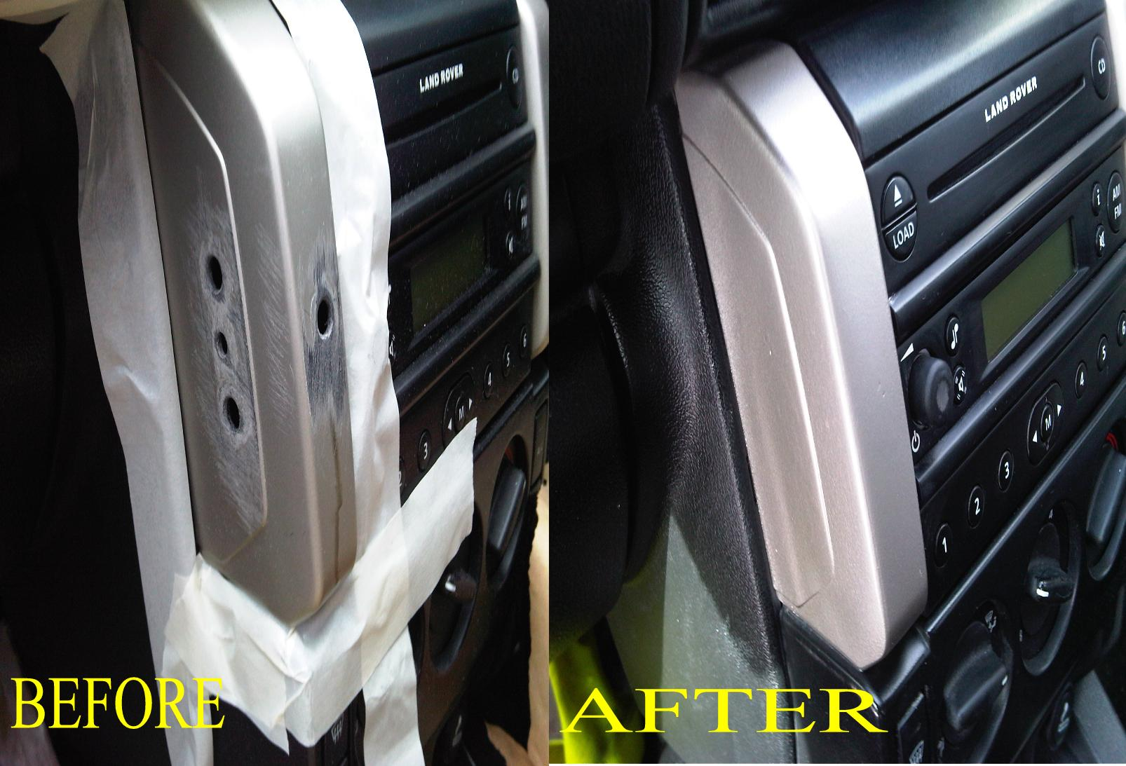 Quality Smart Repairs In Birmingham And The West Midlands Car Dashboard Repair