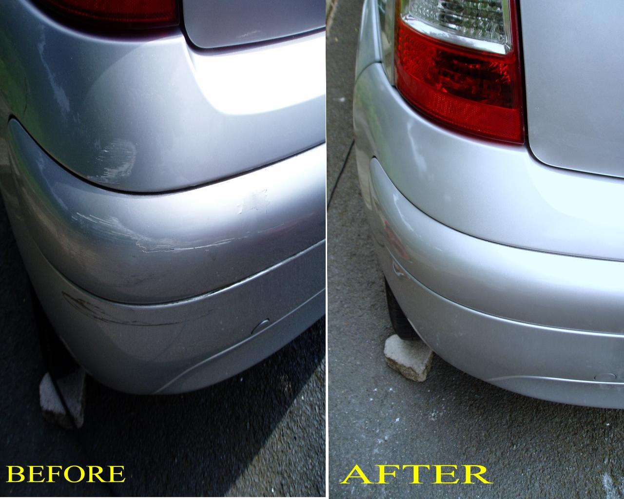 BUMPER SCUFF REPAIRS IN BIRMINGHAM,SOLIHULL,WORCESTER,TELFORD,WESTMIDLANDS BUMPER SCUFFS ARE REPAIRED ON SITE WITHIN A FEW HOURS AND READY TO DRIVE AWAY AS SOON AS THE BUMPER SCUFF REPAIR IS FINISHED GIVE DEBBIE A CALL FOR A QUALITY BUMPER SCUFF REPAIR.
