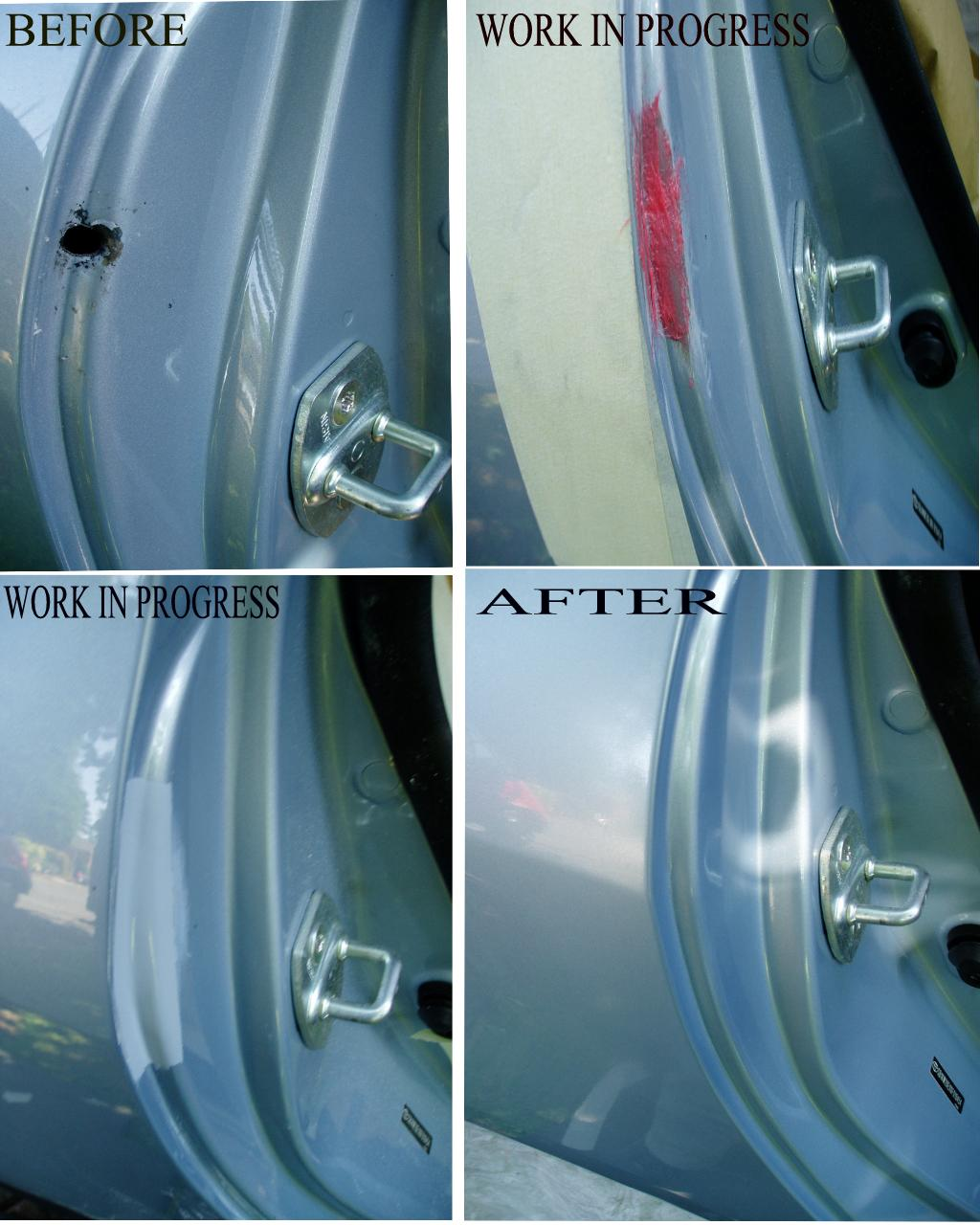 car paint repairs west midlands.