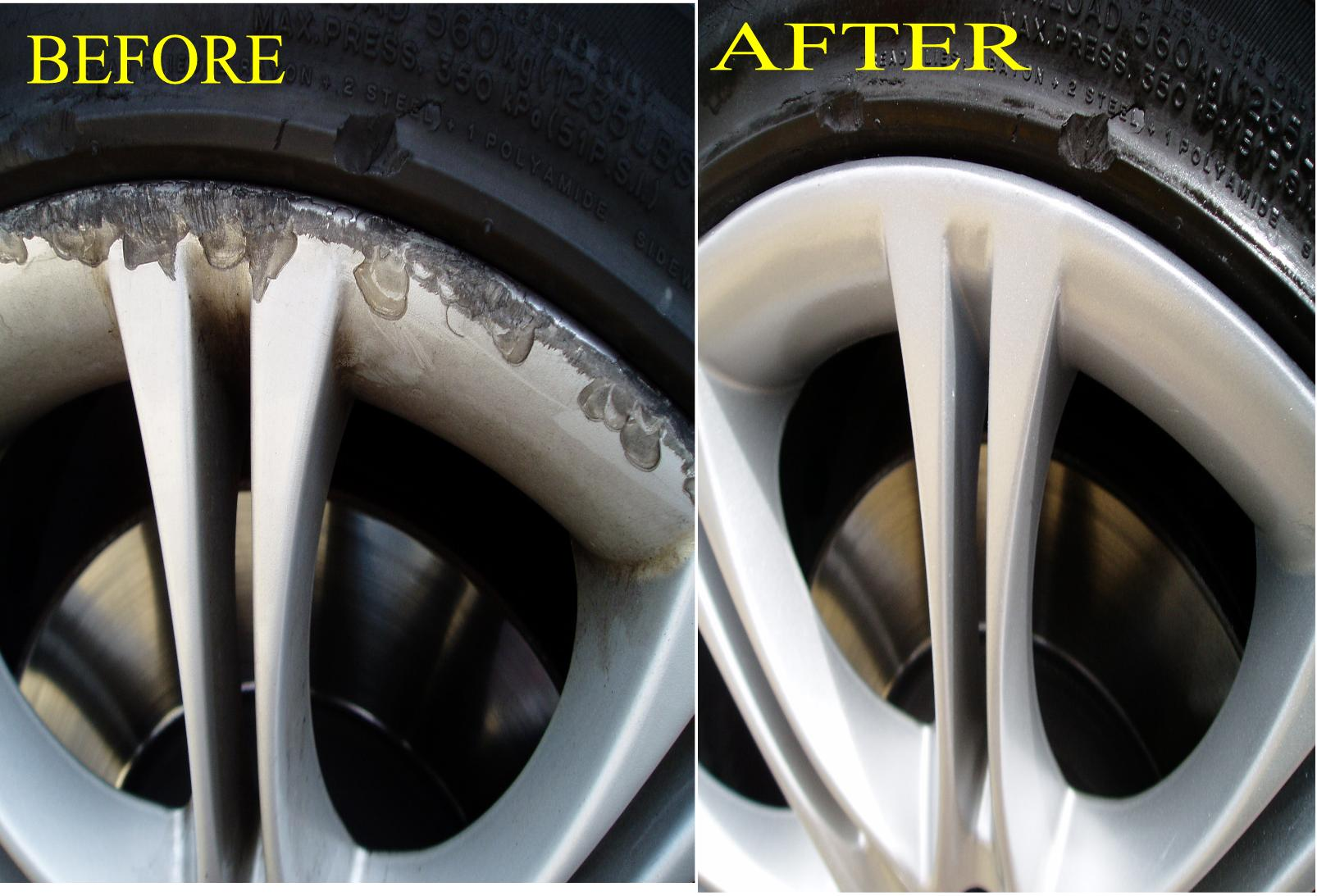Quality Smart West Midlands Alloy Wheel Repairs