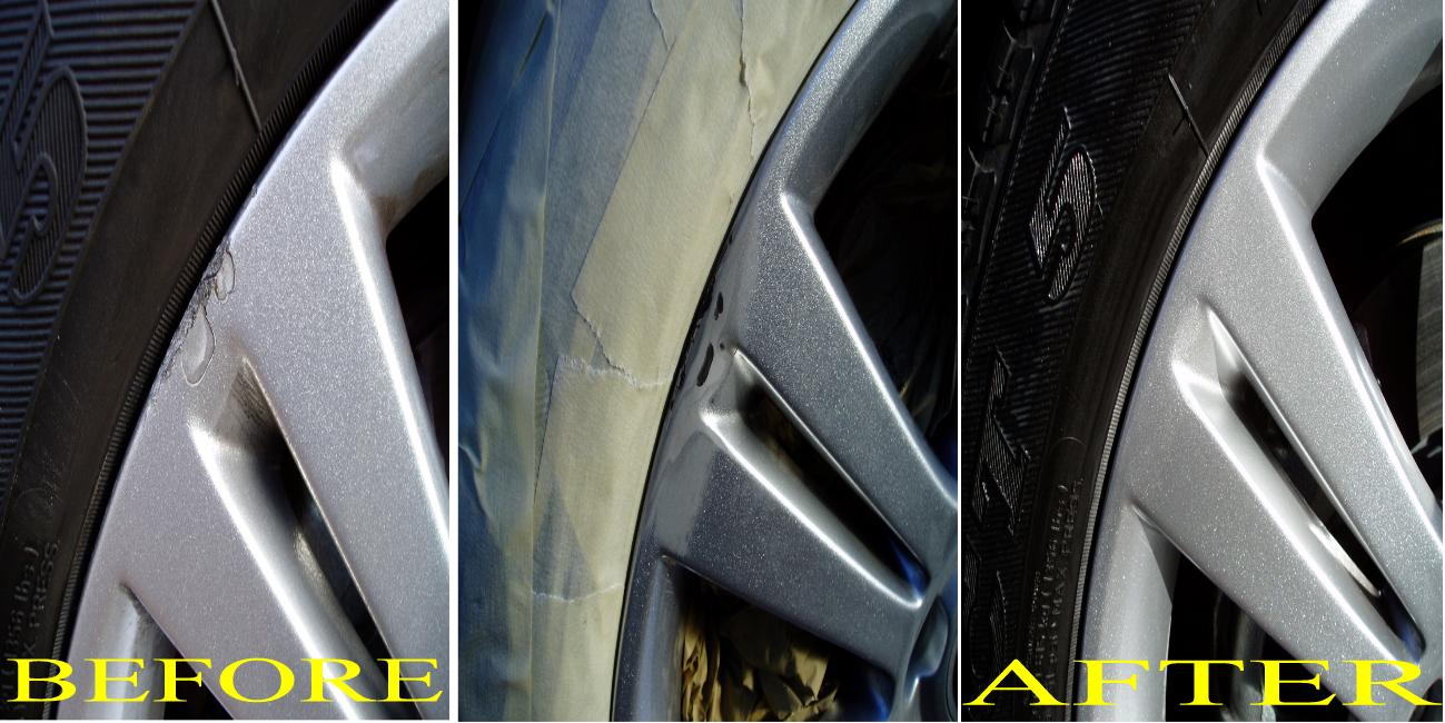 MOBILE ALLOY WHEEL REPAIRS AND REFURB IN BIRMINGHAM WORCESTER AND THE WEST MIDLANDS KERBED SCRATCHED SCUFFED ALLOYS REPAIRED ON SITE WITHOUT REMOVING THE WHEEL LESE CARS TRADE CARS COMMERCIAL CARS AND VANS REPAIRED AN REFURBED QUICKLY.