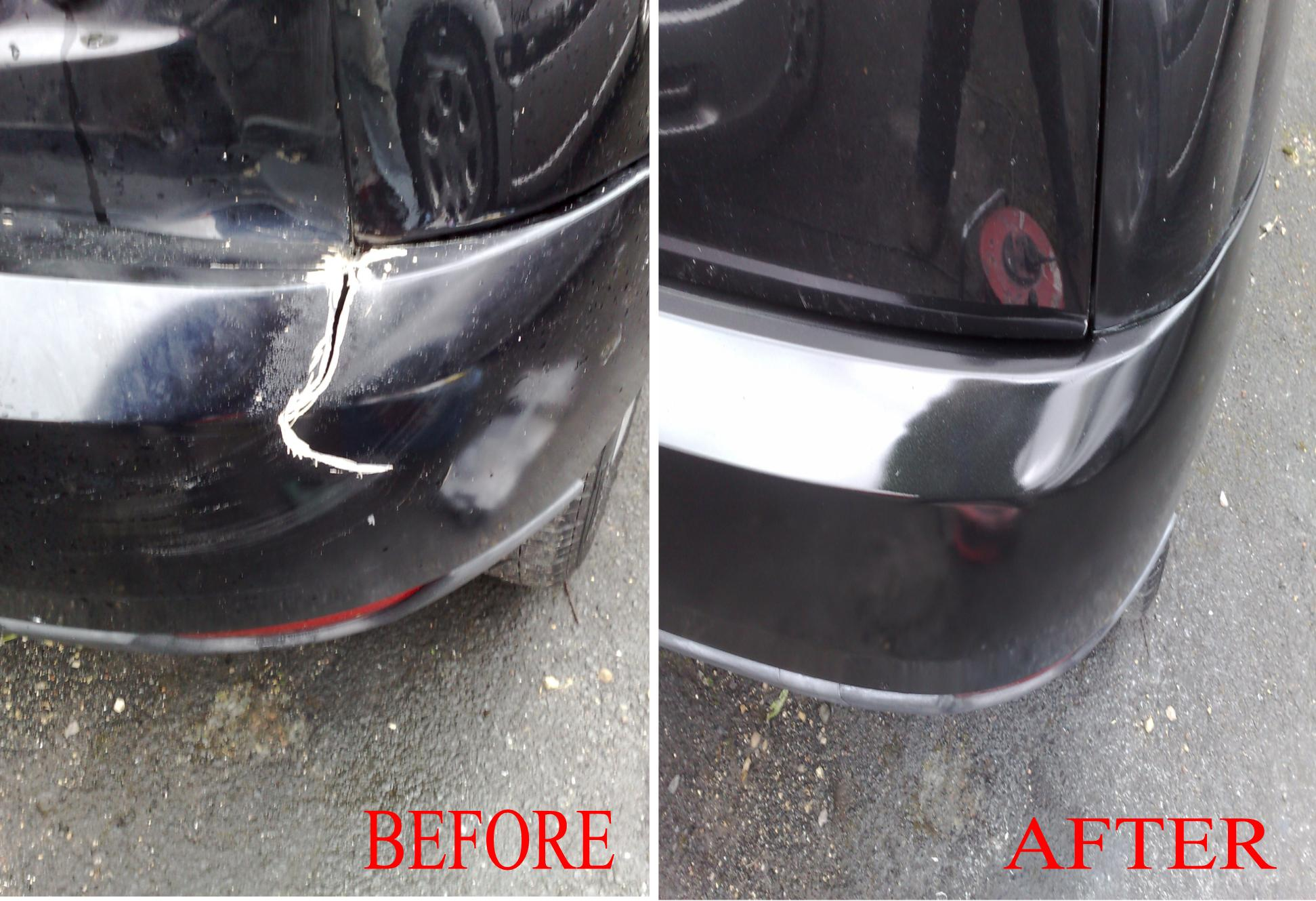 CRACKED BUMPER REPAIRS WEST MIDLANDS MOB: 07886613345