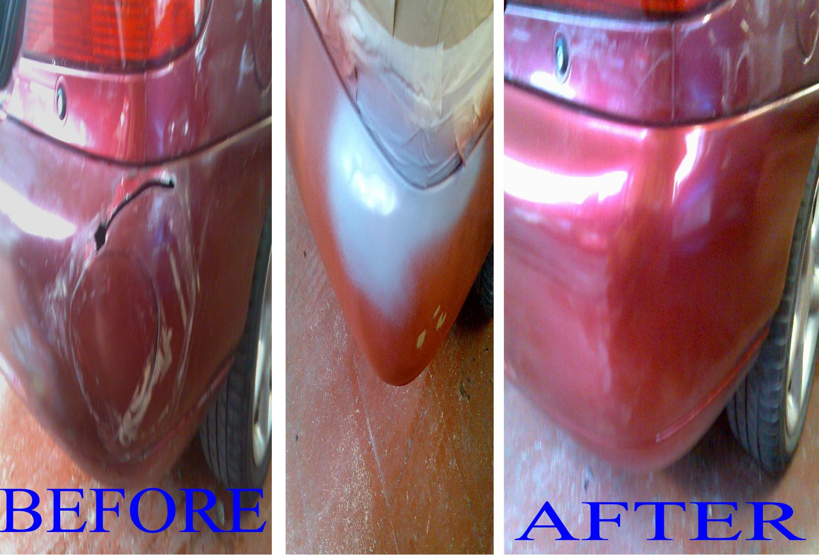 CRACKED BUMPER REPAIRS WEST MIDS MOB: 07886613345
